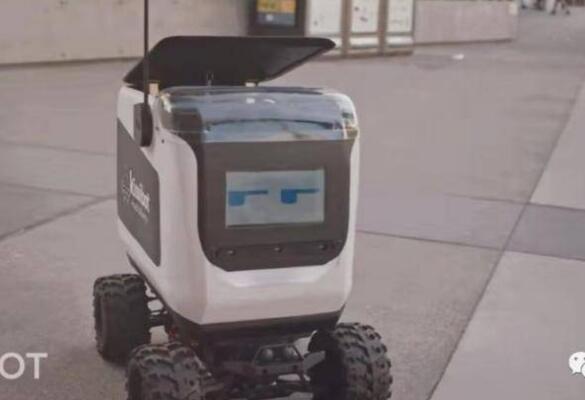 美网红送餐无人车用人冒充AI:在南美雇人远程操控