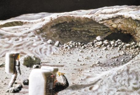 重返月球步伐受阻小小月塵或是原因 研究應對方案指引未來探索步伐