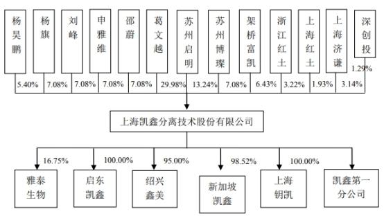 上海凯鑫IPO观察:去年员工85人