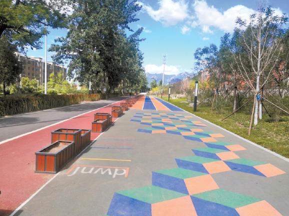 冬奥延庆赛区景观廊道 将于本月底前完成竣工验收
